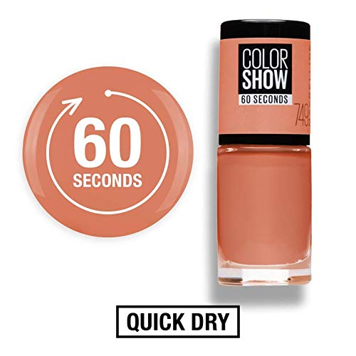 Maybelline Color Show 60 Seconds