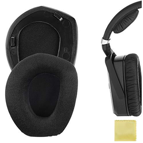 Geekria QuickFit Almohadillas para Auriculares RS165, RS175, HDR165, HDR175, RS185, HDR185, RS195, HDR195, HDR195, Almohadillas de Repuesto para Auriculares, (Anillo de plástico)