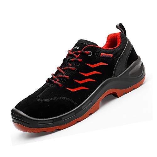 Sicherheitsschuhe Elektriker Sicherheitsschuhe, isolierte Schuhe, ultraleichte Kunststoff-Zehenkappe, Vier Jahreszeiten, anti-smashing / anti-Piercing / Isolierung 6kv / Öl / Säure- und Alkalibeständi