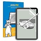 Arktis PaperFeel Folie kompatibel mit iPad Air 4 2020 10,9 Zoll - matte Schutzfolie - Zeichnen, Skizzieren & Schreiben wie auf Papier