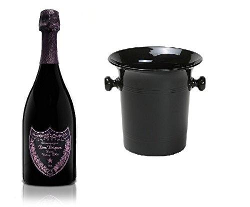 Dom Pérignon Rosé Vintage 2004 Champagner in Champagner Kübel 12,5% 0,75l Flasche