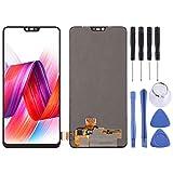 ASAMOAH Pantalla LCD de reemplazo de teléfono Celular Pantalla LCD y Conjunto Completo de digitalizador para OPPO R15