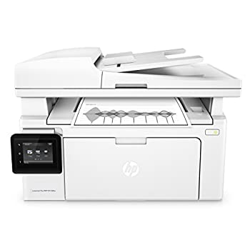 HP LaserJet Pro M130fw All-in-One Wireless Laser Printer Works with Alexa  G3Q60A  Replaces HP M127fw Laser Printer