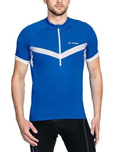 VAUDE Maillot pour Le Cyclisme Advanced II pour Homme L Hydro Blue