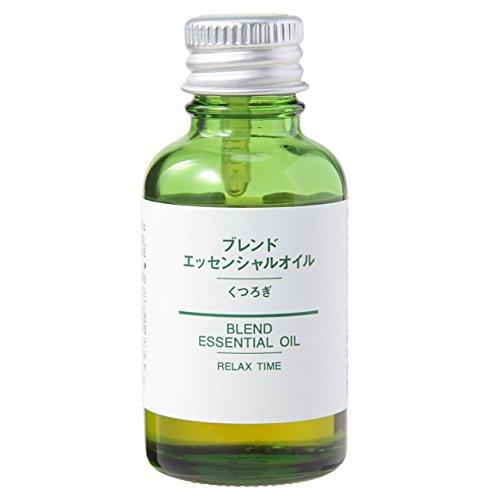 【無印良品】エッセンシャルオイル 30ml (ユーカリ)