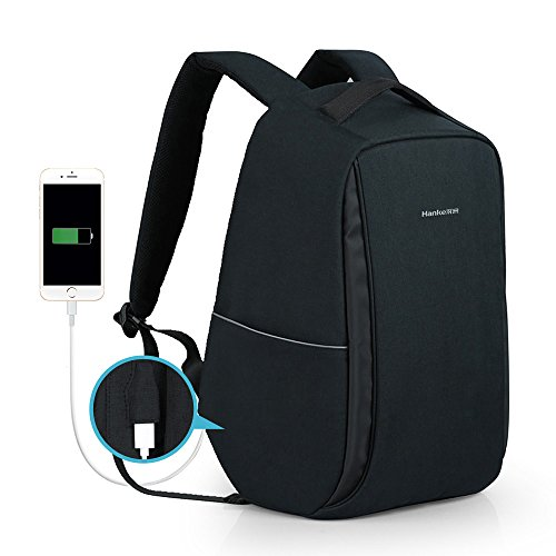 Anti-Theft Laptop School Backpack
