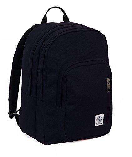 ZAINO INVICTA - FLIP - Blu - tasca porta pc e Tablet padded - americano 38 LT