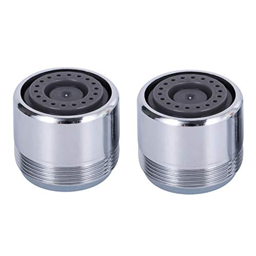 Sink Faucet Aerators, 0.5 GPM, Set of 2 packs (0.5 GPM)