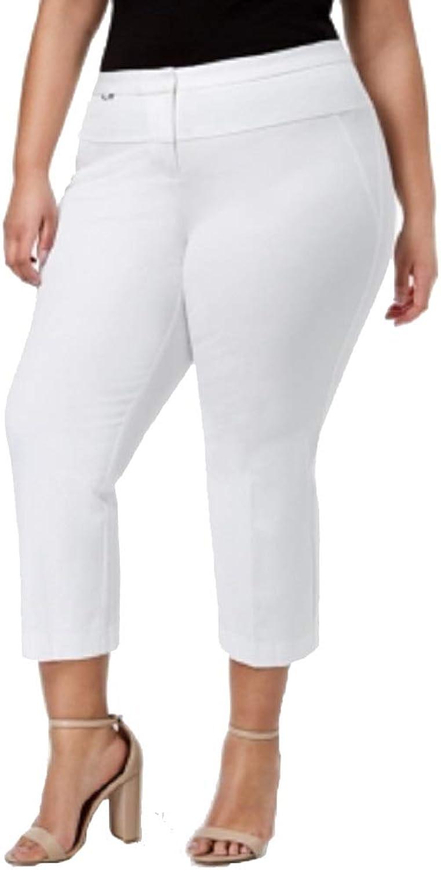 Alfani Plus Size Capri Pants
