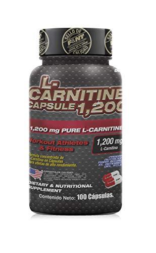 L-CARNITINA CAPSULE 1,200 100 caps