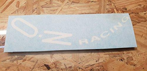Oz Racing WRC lackiersc hablonen Llanta Juego de adhesivos decorativos GranTurismo superturismo GT adhesivos