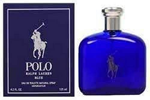 Ralph Lauren Polo Blue Eau de Toilette Vaporizador 40 ml