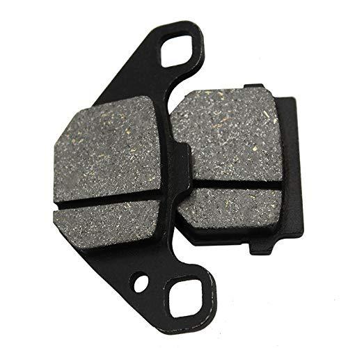 No-Branded JFYCUICAN Motorradbremsplaketten for S-U-Z-U-K-I RM80 RM 80 1986-1989 AD50 AD 50 AE50 AE 50 1988 AJ AJ50 50 CP50 CP 50 1992