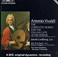 Vivaldi: The Complete Works for Italian Lute of His Period