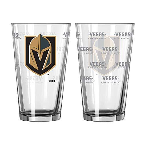 Boelter Vegas Golden Knights Gameday NHL Pint Glas (470 ml)