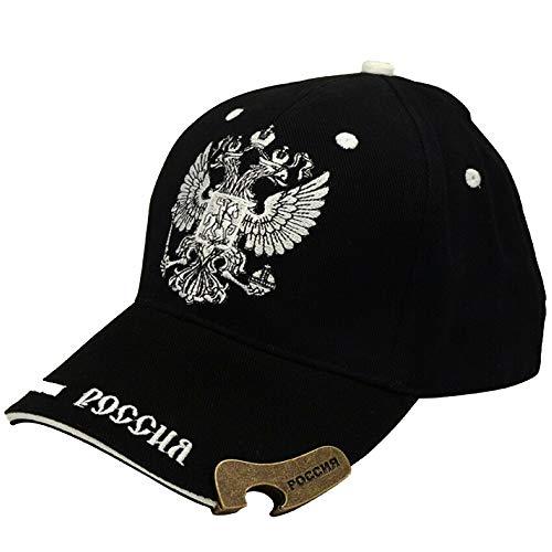 OLYMP Kappe Russland mit Flaschenöffner Cap Russia Basecap Schirmmütze Mütze