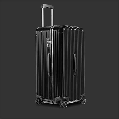 GFYL Bagage, Rits Bagage Hardshell koffer met TSA slot, licht gewicht Anti-Scratch ABS+PC koffer met 360 ° mute universeel wiel