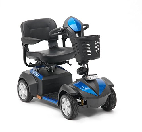 Drive Medical Envoy 4mph Class 2 Mobility Scooter - Blue by Drive Medical