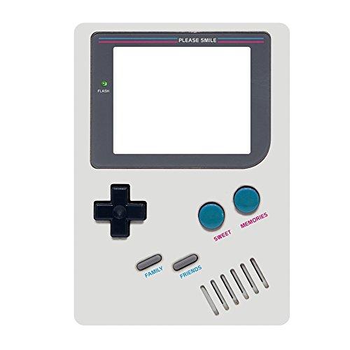 Donkey Products Magnete per Frigorifero Motivo Game Star, Calamita per Frigo, Decorazione, 300123