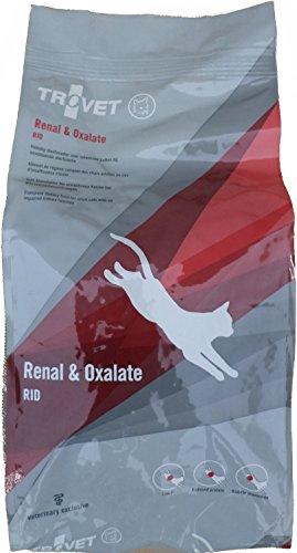 3kg Trovet RID Renal & Oxalate Diätfutter Katzenfutter