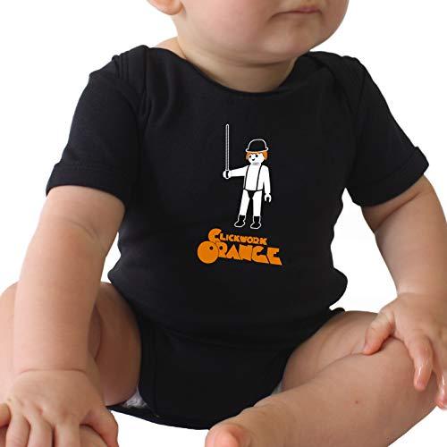 GAMBA TARONJA CLICKWORK Orange - Body - BEBÉ - Clockwork Orange - la Naranja mecánica
