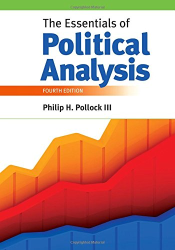 The Essentials of Political Analysis