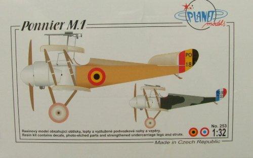 Planet Models plt253 – Modèle Kit ponnier M 1