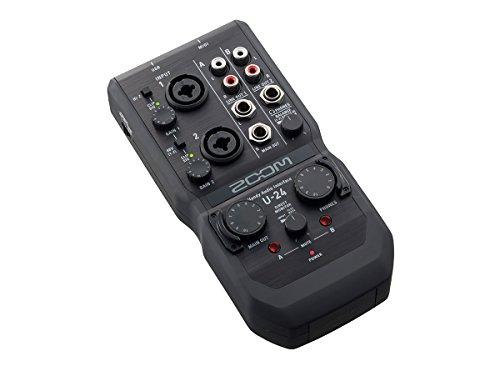 Zoom U-24 Interfaccia Audio