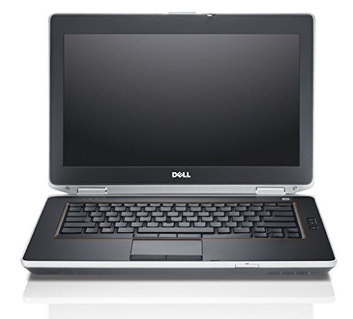 Dell LAT E6420 Laptop, Core i5-2520m, 2.5 GHz, 128 SSD, Windows 10 Professional, Black (Renewed)