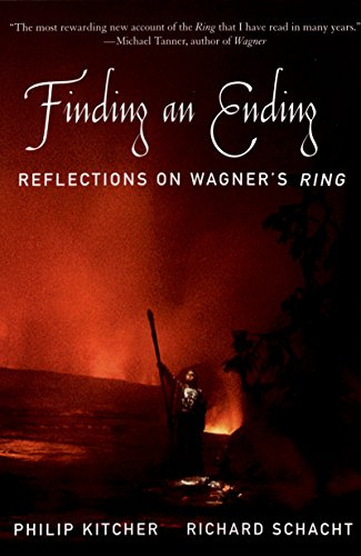 Finding an Ending: Reflections on Wagner's Ring (English Edition)