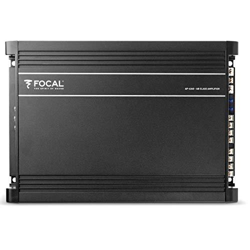 Focal AP 4340 Auditor 70 Watts x 4 Class AB Amplifier