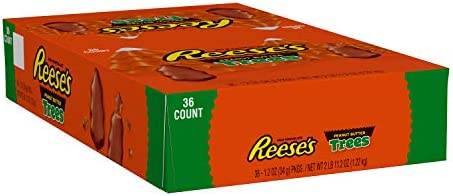 Lightning deal on REESE'S Christmas Candy, Holiday Trees Standar
