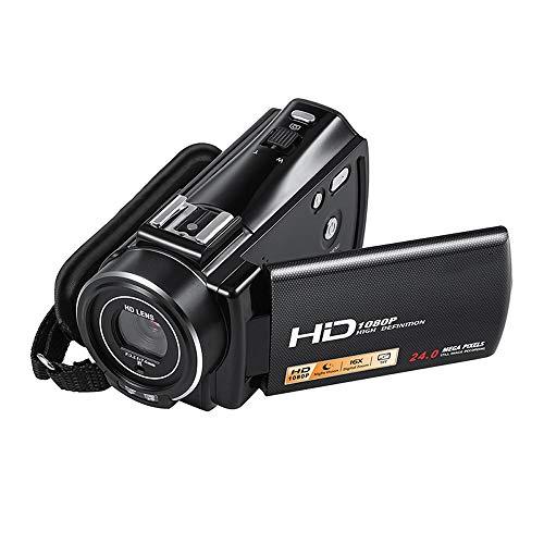 Z-XILI Full HD cámara digital 1080P 3.0' pantalla de infrarrojos de visión nocturna Videocámara profesional de control remoto cámaras de vídeo, cámaras digitales tirón de la pantalla WIFI completa Zoo