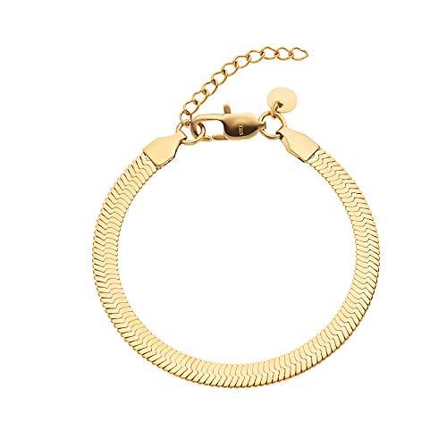 NOELANI Armband für Damen, Edelstahl