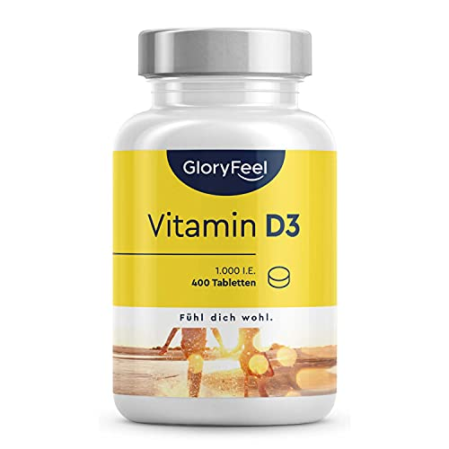 Gloryfeel -  Vitamin D