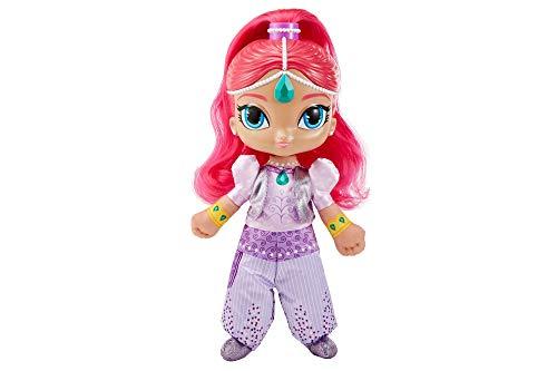 Shimmer y Shine Genio Shimmer habla y canta, muñeca con sonidos (Mattel FPP37)