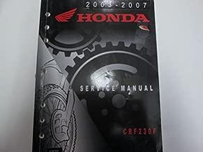 2003-2007 HONDA CRF230F Service Shop Repair Manual Factory OEM Book Used ***