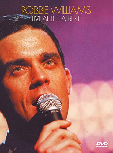 Williams, Robbie - Live at the Albert [Reino Unido] [DVD]