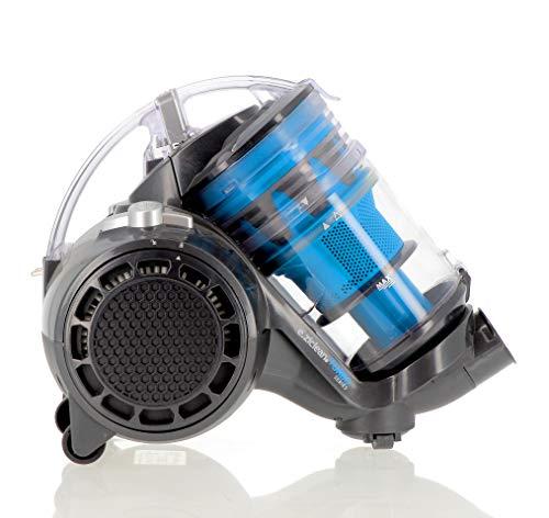 EZIclean Turbo eco-pets - Aspirateur multi-cyclonique sans sac - Spécial animaux de compagnie