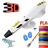 3D Printing Pen Newest Version Intelligent 3D Drawing Pens Arts Crafts DIY