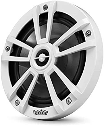"""$99 » Infinity 622MW 450W 6.5"""" 2-Way Water Resistant Coaxial Marine Boat Car Audio Stereo Speakers"""