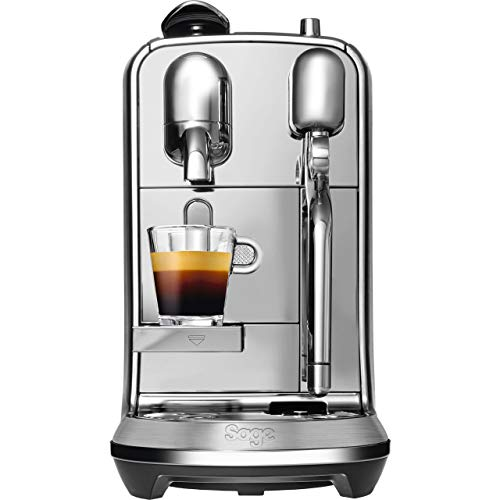 Nespresso Creatista Plus by Sage, Brushed Stainless Steel