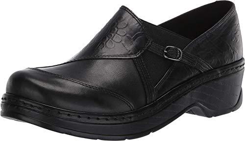 Klogs Footwear Camden Black Flower Power Tool 9 W (E)