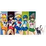 S.H.フィギュアーツ 美少女戦士セーラームーン セーラー戦士 -Animation Color Edition- 【全5種セット】