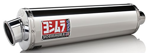 Yoshimura 960-1406 Exhaust Street Rs-3 Bolt-On Ss-Al