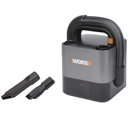 WORX WX030.9-20V Max Akku Autostaubsauger Hand-Staubsauger beutellos ohne Akku & Ladegerät, 20 V