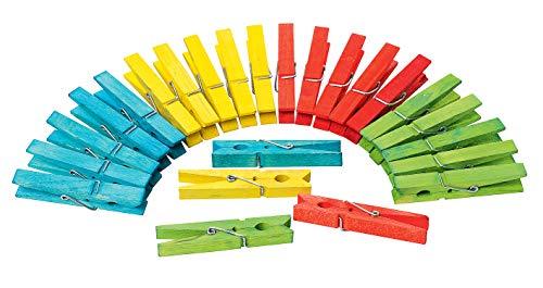 Pinces à linge VBS, Multicolore