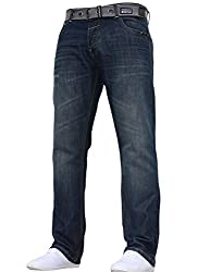 Straight Leg Regular Fit Two Front Pockets And Two Back Pockets Button Fly Fastening A Wardrobe Essential