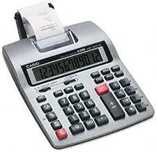 Casio, HR150TM, Desktop Printing Calculator, Extra Large Display, 2 Color Printing, W/ Adapter