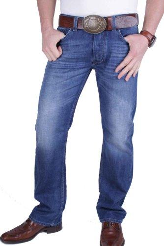 Diesel Herren Jeans 'Larkee' 008XR 8XR, Blau, 28W / 34L